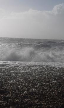 Stormy sea 008